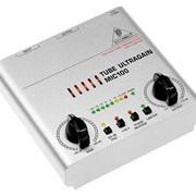 Микрофонный предусилитель Behringer Mic100 Tube Ultragain фото
