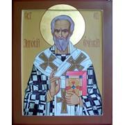 Именная икона Свт. Зиновий епископ Егейский фото