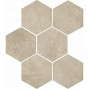 Керамогранит настенный MM5R Clays Sand 21х18.2 Marazzi Italy фото