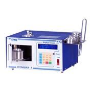 Регистратор автоматический температуры вспышки Вспышка-А фото