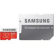 Карта памяти Samsung microSDHC EVO Plus V2 32GB Class 10 UHS-I U1 (20/95 Mb/s) + SD адаптер фото