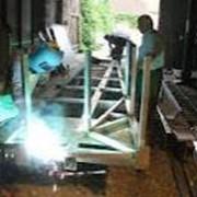 Производство полнокомплектного металлического каркаса фото