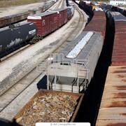Железнодорожные контейнерные грузоперевозки фото