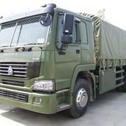 Автомобили грузовые повышенной проходимости HOWO фото