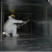 Дезинфекция систем вентиляции Украина, Киев фото
