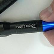 Фонарь мизинчиковый Police 8000w фото