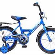 Велосипед Black Aqua DK-1202 12 (Синий) фото