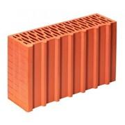 Блок керамический Porotherm 44 1/2 P+W 440x124x238 фото
