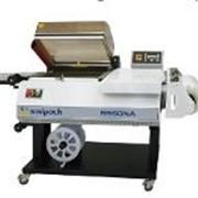 Машина для упаковки в термоусадочную пленку камерного типа S560NA производства SmiPack фото