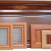 Изготовление рамочных фасадов фото