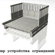 Ограждения для свинарников ПО 96.50 фото