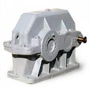 Редуктор цилиндрический горизонтальный двухступенчатый Ц2-250, Ц2-300, Ц2-350, Ц2-400, Ц2-500, фото