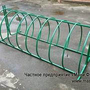 Велопарковка ВП-1 на 5 мест фото