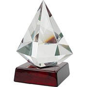 Награда «Бриллиант» на постаменте фото