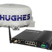 Автомобильное оборудование для спутниковой связи Инмарсат HUGHES 9450 фото