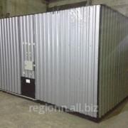 Емкости для патоки, сырья, суспензий утепленные с подогревом, для хранения на открытых площадках 10 м3. фото