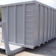 Контейнеры мусорные 7-41 м3 фото