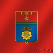 Флаг города Волгоград (Волгоградская область) фото