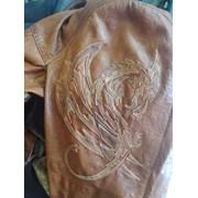 Ремонт кожаных курток фото
