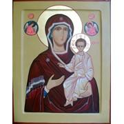 Икона Смоленская Божией Матери фото
