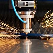 Лазерная резка с ЧПУ листового металла  фото