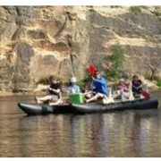 Туризм и отдых. Водный туризм. фото