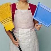 Уборка помещений после строительства, генеральные уборки, продажа поломоечного оборудования, чистящих и моющих средств. фото