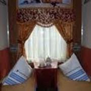 Шторы оконные для пасажирских вагонов фото
