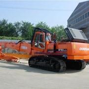 Doosan 470 с прямой лопатой фото
