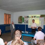 Организация и проведение семинаров за рубежом. фото