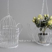 Подвесные декоративные чайники фото