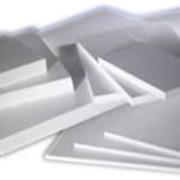 Листовой пластик ПВХ 2050х3050 от 5 мм фото