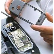 Ремонт мобильных телефонов. фото