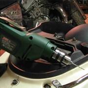 Электрическая дрель DWT BM-400. фото
