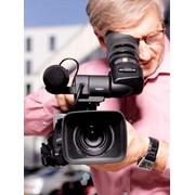 Видеосъемка рекламы и рекламных роликов фото
