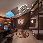 Дизайн детская комната 3 фото