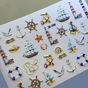 Anna Tkacheva, 3D-слайдер №596 «Лето. Море» фото