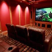 Установка слаботочных систем домашних кинотеатров hi-end систем фото