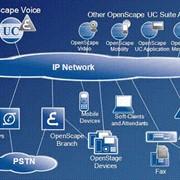 IP PBX OpenScape Voice фото