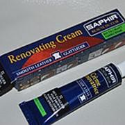 SAPHIR - 32 Восстановитель кожи Creme RENOVATRICE, 25мл. (boar brown) фото