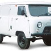 Автомобиль-фургон UAZ 3741 фото