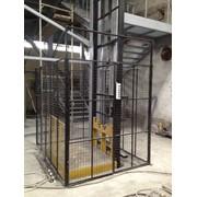 Техническое обслуживание грузовых лифтов фото