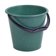 Ведро пластиковое 10л садово-огородное (сорт 2) без крышки фото