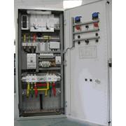 Шкафы ВРУ - вводно распределительные устройства для приёма, распределения, учета энергии трехфазного переменного тока и для защиты линий электропередач и потребителей от перегрузок и токов короткого замыкания фото