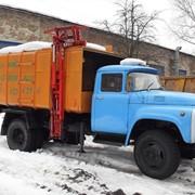 Мусоровоз КО-431К на шасси ЗИЛ-130 фото