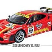 Радиоуправляемая машина MJX Ferrari F430 GT #58 1:10 8208B фото