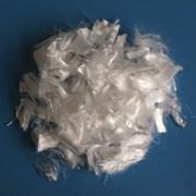 Фиброволокно полипропиленовое (6-12 мм) фото