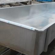 Ванна производственная фото