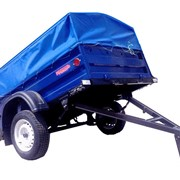 Автоприцепы грузовые КрКЗ-100, КрКЗ-150, КрКЗ-200, КрКЗ-210, КрКЗ-230, КрКЗ-61-3619. Прицепы к микроавтобусам фото