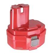Аккумулятор (акб, батарея) для шуроповёртов MAKITA PN: 1433, 1434, 1435, 1435F, 192699-A, 193158-3, PA14, 1422 фото